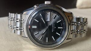 Vintage SEIKO Automatic Watch/ BELL-MATIC 4006-7012 SS 27J 1972 Original Band