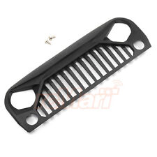 Xtra Speed 1:10 Nylon Angry Eyes Grill Body For Jeep Wrangler Body Car #XS-59758