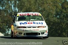 Peter Brock 1997 6x4 PHOTO PRINT V8 Supercars HOLDEN BATHURST 05