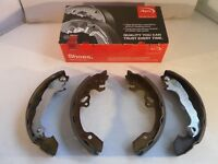 Peugeot 107 Rear Brake Shoes 2005 to 2015 APEC SHU670
