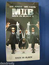 NEW Men in Black II (VHS, 2002) 043396084353