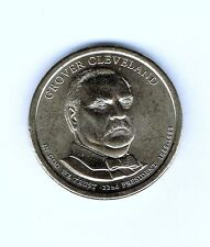 2012-P $1 Cleveland First Term 22ND Presidential Brilliant Uncirculated Coin!