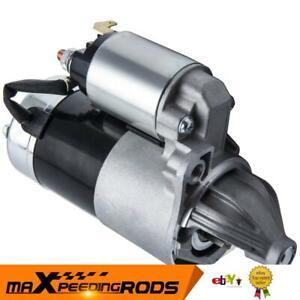 Starter Motor for Mitsubishi Pajero NF NG NH NJ NK NL NM NP-NS V6 Manual 1988-08