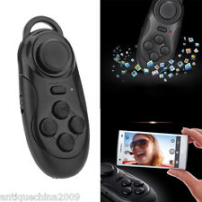 Bluetooth Remote Control Gamepad Selfie Camera Shutter fr iPhone Android Phone B