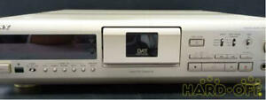 (For Parts) SONY DTC-ZE700 DAT Digital Audio Tape Deck Player Recorder F/S JAPAN