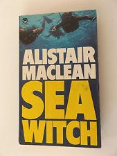 1979 SEAWITCH by Alistair MacLean PAPERBACK