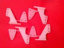 Horns 28.5mm x 20mm 3 hole control clevis Horns  4 pcs control Horns