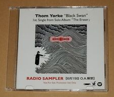 Thom Yorke ‎Black Swan Japan Promo 1 Trk CD Single RARE Radiohead