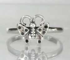 Sterling Silver butterfly ring Sizes 4, 5, 6, 7, 8  S602