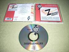 """ZIEGFELD FOLLIES"" SOUNDTRACK/THE SOUNDTRACK FACTORY/DISCONFORME CD 1999"