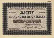 AG Bad Neuenahr 1934 Ahrweiler Rheinland Pfalz kurhotel termales kurklinik