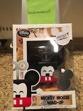 Mickey Mouse Wind-Up Funko Vinyl Figure D23 *DAMAGED*