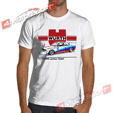 Bmw Junior Team Classic Racing Soft Cotton T-Shirt 1978 320 E21 Gr.5 DTM