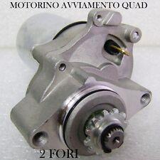MOTORINO AVVIAMENTO 2 FORI PER MINI QUAD ATV 50CC-125CC 4T