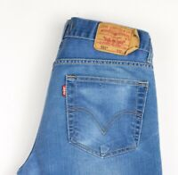 Levi's Strauss & Co Hommes 501 Jeans Jambe Droite Taille W32 L34 ATZ1673
