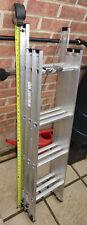 More details for 3 section aluminium loft ladder