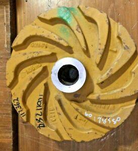 Weir Warman C2147 Slurry Pump 5 Closed Vanes Impeller