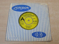 """EX- !! The Turtles/Love In The City/1969 London 7"""" Single/Demo"""
