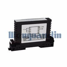 24VDC 4-20MA/0-5V/0-10V PT100 DIN Rail Temperature Transmitter Module Sensor