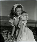Early Marilyn Monroe Rare Vintage Large Format Andre de Dienes Pin Up Photograph
