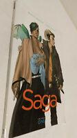 Saga Vol. 1, 2 - Brian K Vaughan (Y:The Last Man, Ex Machina), Fiona Staples