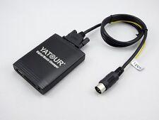 Bluetooth USB SD AUX MP3 Wechsler Adapter VOLVO HU V70 1999-07 Freisprechanlage