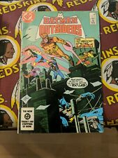 Batman And The Outsiders Comic Book