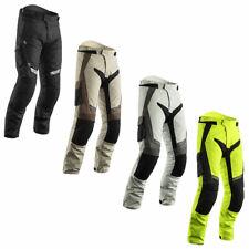 Make OFFER RST Rallye 2 CE Textile Motorcycle Trousers Pants Silver Gunmetal 40