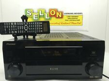 Pioneer Audio Elite Video Multi-Channel Receiver VSX-45TX Remote AXD7325 Bundle!