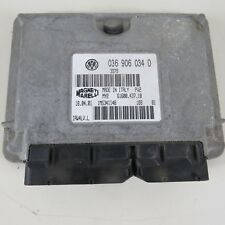 Centralina motore ECU 036906034D Volkswagen Polo Mk4 2001-2005 9N 28361 10-1-D-2