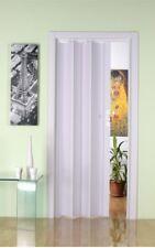 Falttür Schiebetür Nischentür ohne Fenster Höhe 202 cm Breite von 88,5-150,5 cm