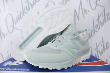 NEW BALANCE 574 SPORT SZ 8.5 FRESH FOAM  MINT GREEN OFF WHITE 574S MS574SMT