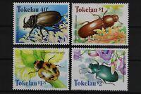 Tokelau Inseln, MiNr. 266-269, Käfer, postfrisch / MNH - 633323