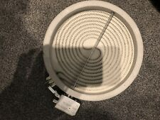 Ceramic Hob Element - 200mm - Creda / Swan / Hotpoint / Cannon etc .. single pin