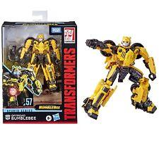 Transformers Bumblebee Jeep Studio Series 57 Movie Action Figure Hasbro Toy