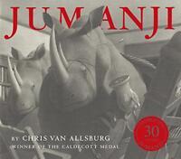 Jumanji by Van Allsburg, Chris, NEW Book, FREE & FAST Delivery, (Paperback)
