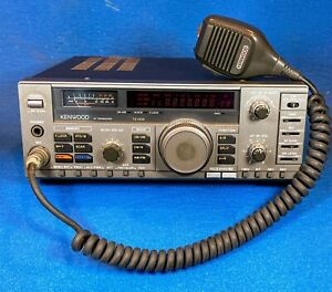 Kenwood TS-140S HF/VHF Transceiver Great Condition