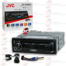 JVC KD-TD90BTS 1-DIN CAR AUDIO CD BLUETOOTH STEREO RECEIVER WITH PANDORA CONTROL