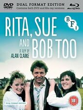 Rita, Sue and Bob Too - [Dual Format Edition - DVD & Blu ray] NEW & SEALED