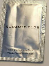 NEW FORMULA Rodan + and Fields Enhancements MicroDermabrasion Paste 10 Packets