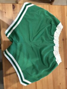 Nba Shorts Pantaloncino Mod.Boston Celtics Vintage