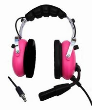 Pilot PA51CPH Girl's Pink Helicopter Headset