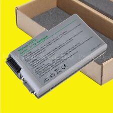 Battery for 451-10132 M9014 U1544 W1605 Dell Latitude D530 D520 D600 D500 4800mA
