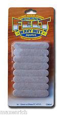Hardwood Floor Protector: Slipstick Heavy Duty Felt Pads (CB041) , 16PCS