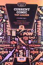 20 Crystal Clear Rigid Modern Current Age Comic Book Toploader Holder