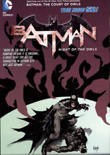 BATMAN: NIGHT OF THE OWLS TPB Scott Snyder, Greg Capullo DC Comics TP
