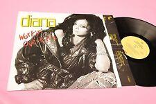 DIANA ROSS LP WORKIN OVERTIME ORIG ITALY NM !!!!!!!  TOOOPPP