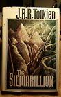 The Silmarillion J.R.R. Tolkien 1st Edition 1st Printing 1977 Broken Type HCDJ