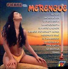 Various Artists : Fiebre Del Merengue 3 CD