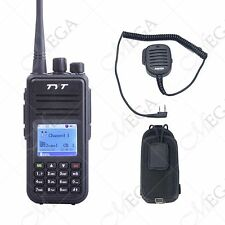 Tytera (TYT) MD-380 400-480MHz DMR Radio FREE FOR SPEAKER MIC + CASE (123811)